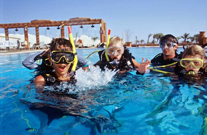 Having Fun